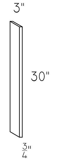 """Filler WF330 - 3""""x30""""x3/4"""""""