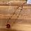 Thumbnail: Crystal Bead Bracelet (Ankle bracelet option available)