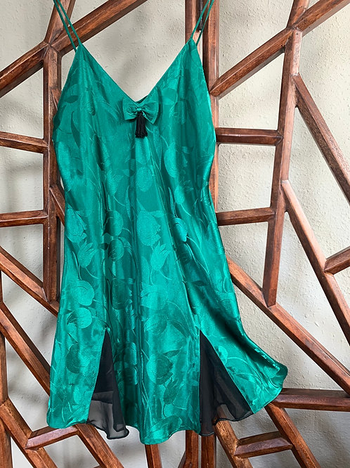 1980s Victoria's Secret Intimates Dress | Size M