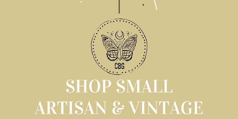 Shop Small Pop-Up