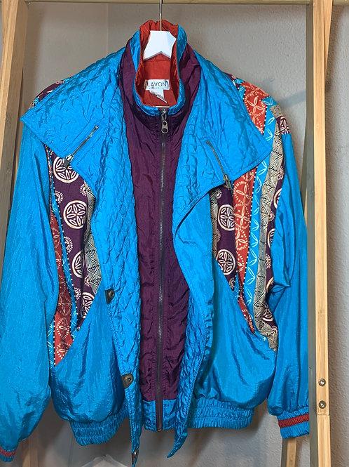 80s Vintage Lavon Track Suit