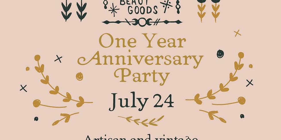 CBG Artisan and Vintage Popup Event