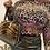 Thumbnail: Sheer Animal Print Mock Neck | M/L