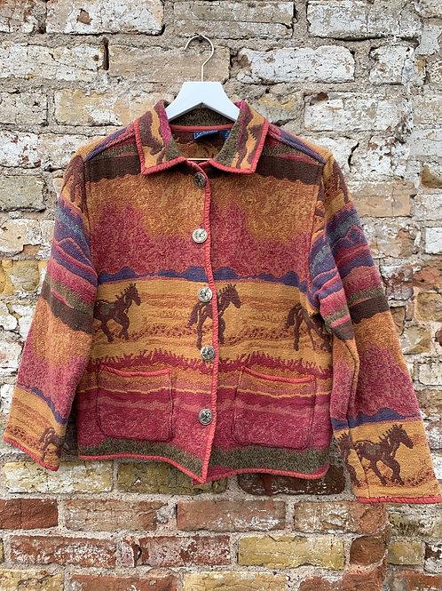 Vintage Horse Jacket | Size M