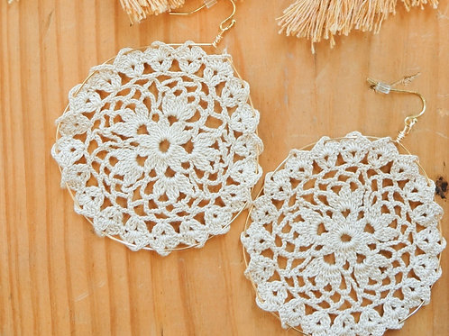 Doily Hoops