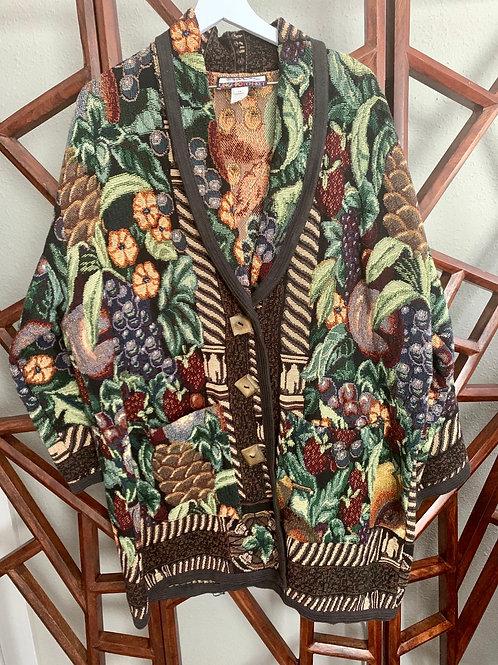 Vintage Fruite of the Loom Coat | Size 1x