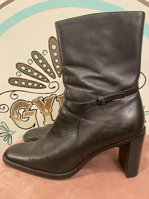 Early 2000s Chunky Heel Boots | 11