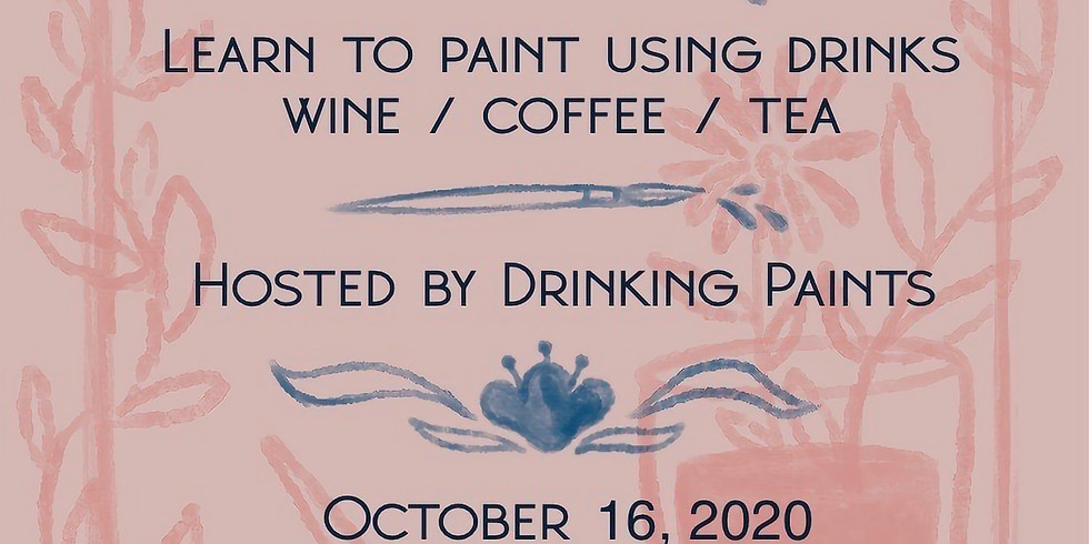Wine, Coffee, Tea Painting Workshop