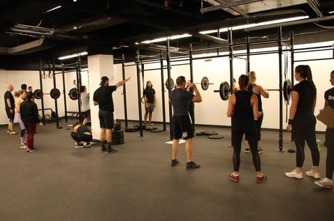 Team Workout