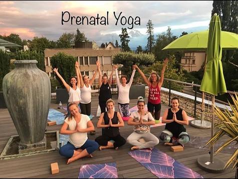 Neu: Schwangerschaftsyoga - Prenatal Yoga