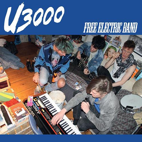 U3000 - Free Electric Band (LP)