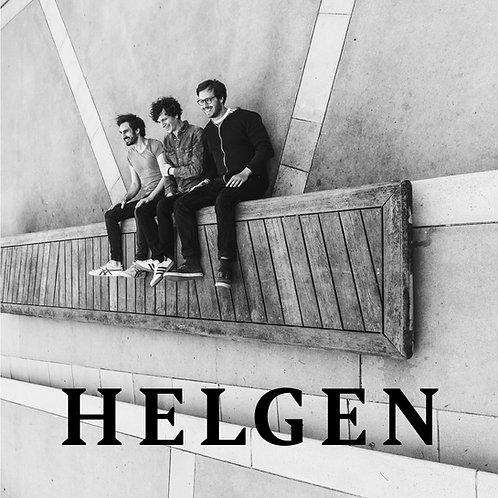 """Helgen - Mauern aus Papier (7"""")"""