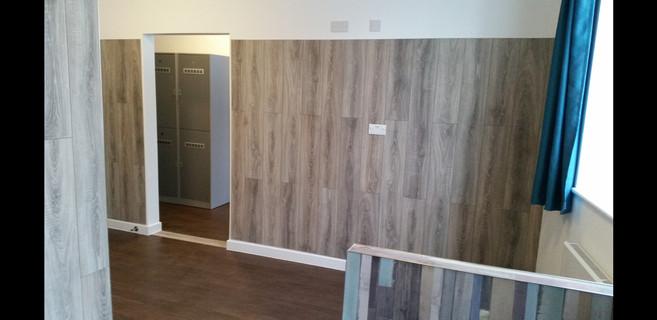 Bespoke wall panelling