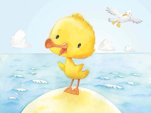 Ack:  The Nantucket Duckling