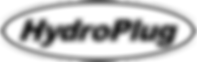 Single Color HydroPlug Logo with Border.