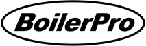 Single Color BoilerPro Logo with Border.