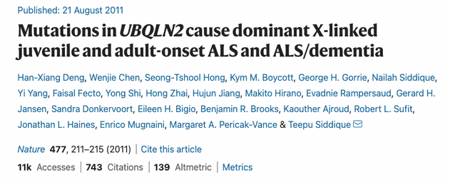 """A Decade Later - An Update on """"A Long Swim"""" and Research Against ALS"""