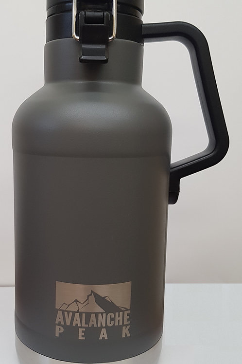 Avalanche Peak 64 oz Growler