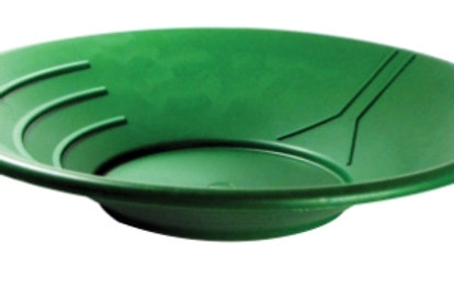 "14"" Plastic Gold Pan (3 Ridge)"