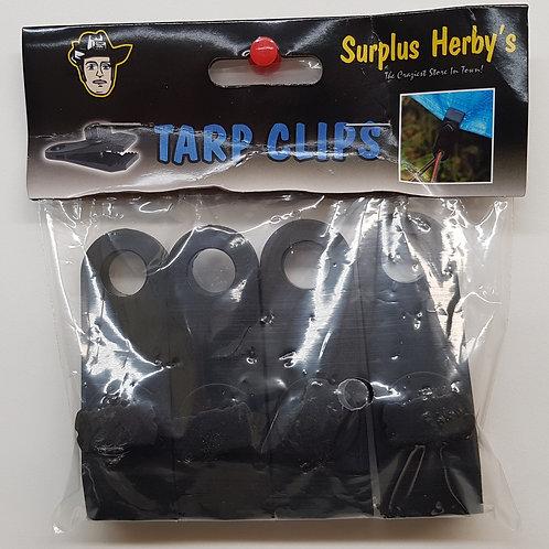 Surplus Herbys Tarp Clips 12 PACK