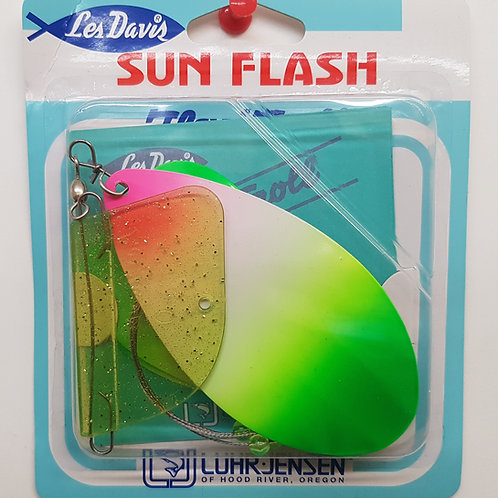 Les Davis Sun Flash