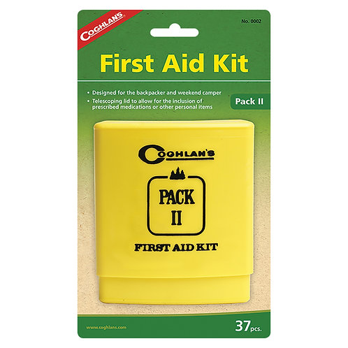 Coghlan's First Aid Kit Pack II