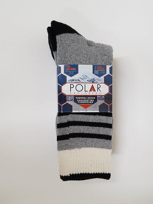 Polar Explorer Thermal Socks 2PK