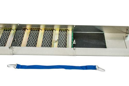 Aluminum Folding Sluice Box