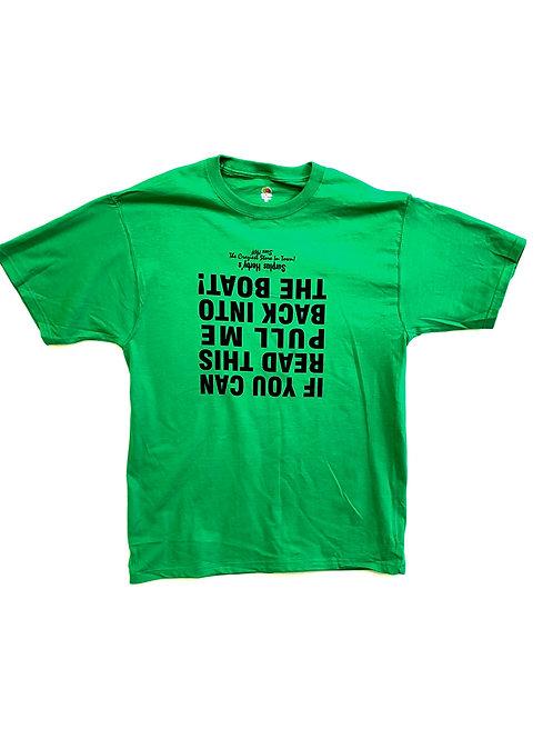 Upside Down Shirt