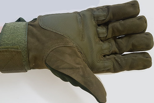 All Weather Assault Gloves - Olive