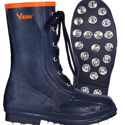 VW56 Viking Spiked Forester Boots