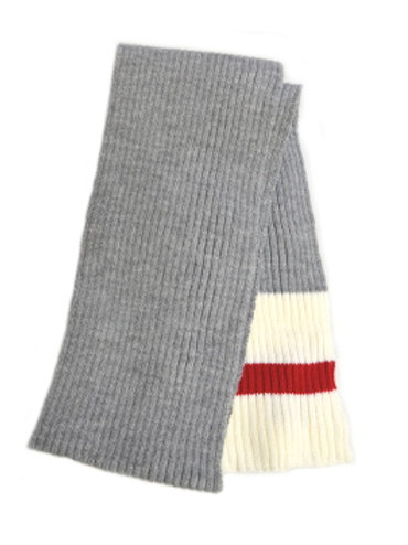 """Work Sock"" Knit Scarf"