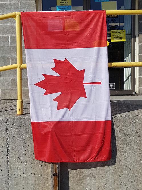 Canada Flag 3' x 5'