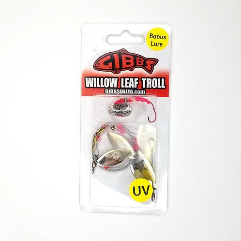 Willow Leaf with Bonus Wedding Band