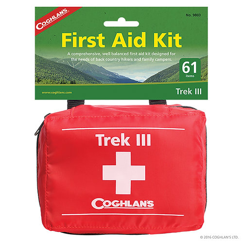 Coghlan's Trek III First Aid Kit