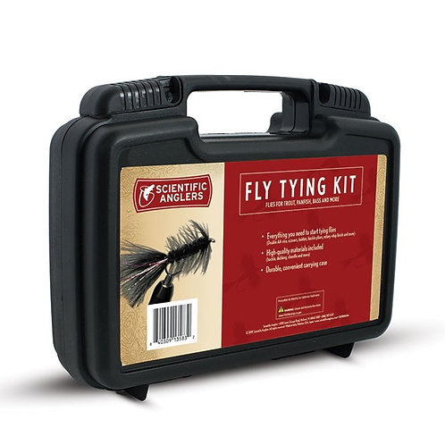 Scientific Anglers Fly Tying Kit