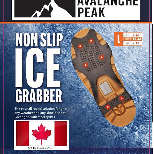 Avalanche Peak Slip-on Ice Grips