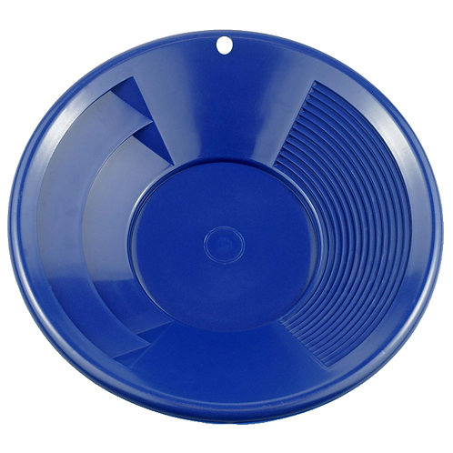 "8"" Plastic Gold Pan"