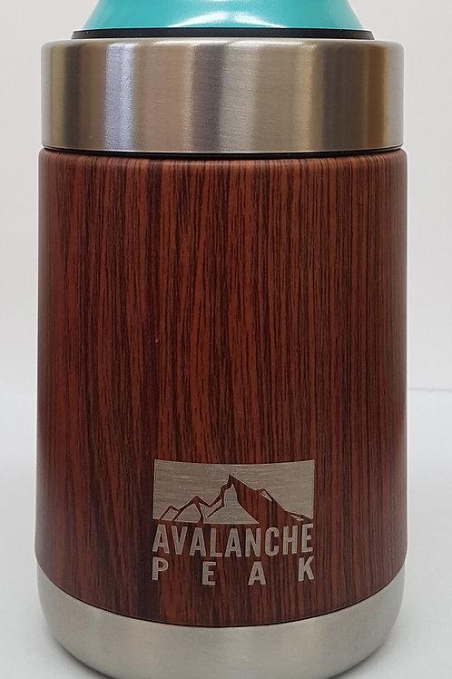 Avalanche Peak 355 ml Can Insulator