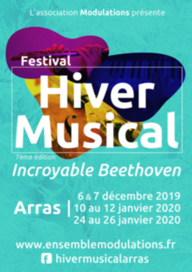 Visuel Hiver Musical 2019-2020 format A5