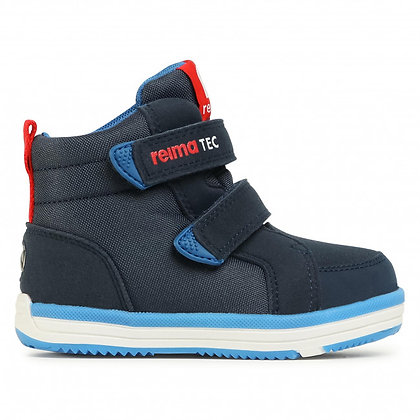 REIMA REIMATEC  PATTER  Ankle boots for boys Navy Blu