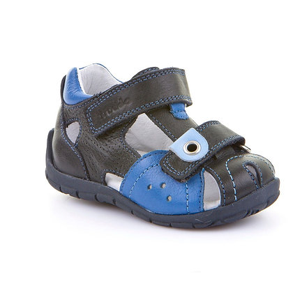 FRODDO SANDALS WITH DOUBLE VELCRO