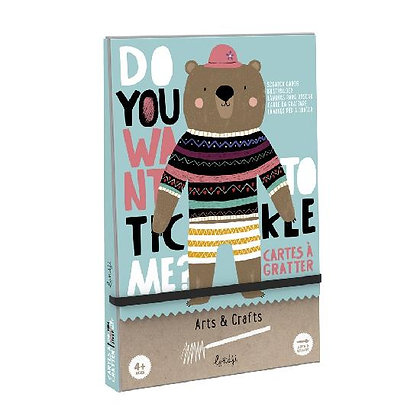 Art & Crafts - Do You Want To Tickle Me? By Londji & Txell Darne