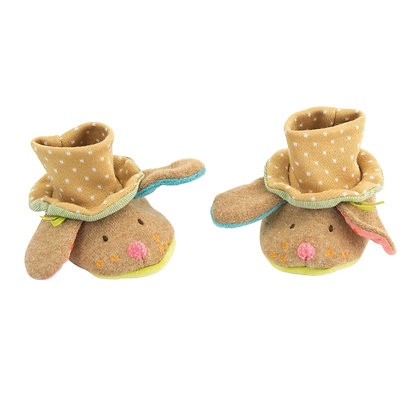 Top Hat Bunny Slippers