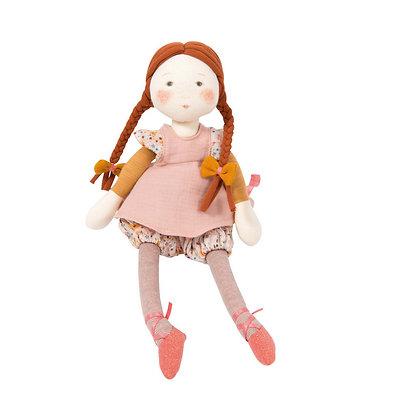 Les Rosalies - Fleur Rag Doll (31cm)