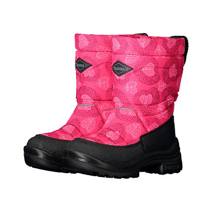 KUOMA PUTKIVARSI boots PINK HEART