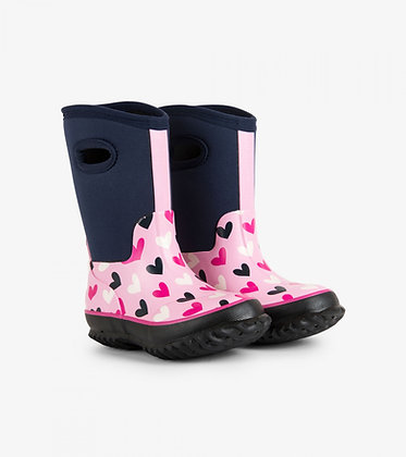 HATLEY Multi Hearts All Weather Boots