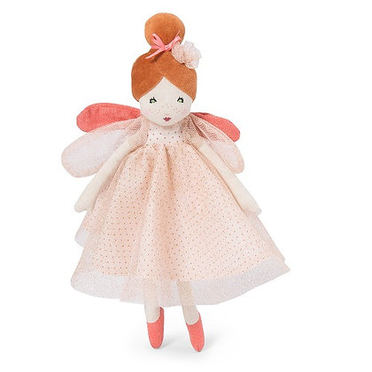 Il Etait une Fois - little pink fairy doll  By Moulin Roty