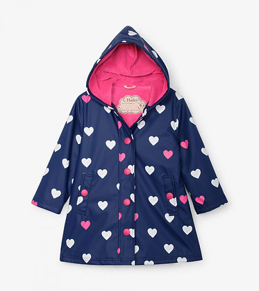 Hatley CHANGING COLOUR STRIPED HEARTS