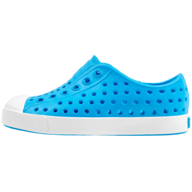 NATIVE JEFFERSON VIVID BLUE/SHELL WHITE